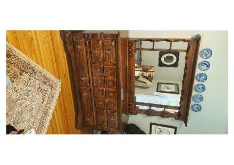 Cannon Ball Pine-3 Piece Bedroom  Set